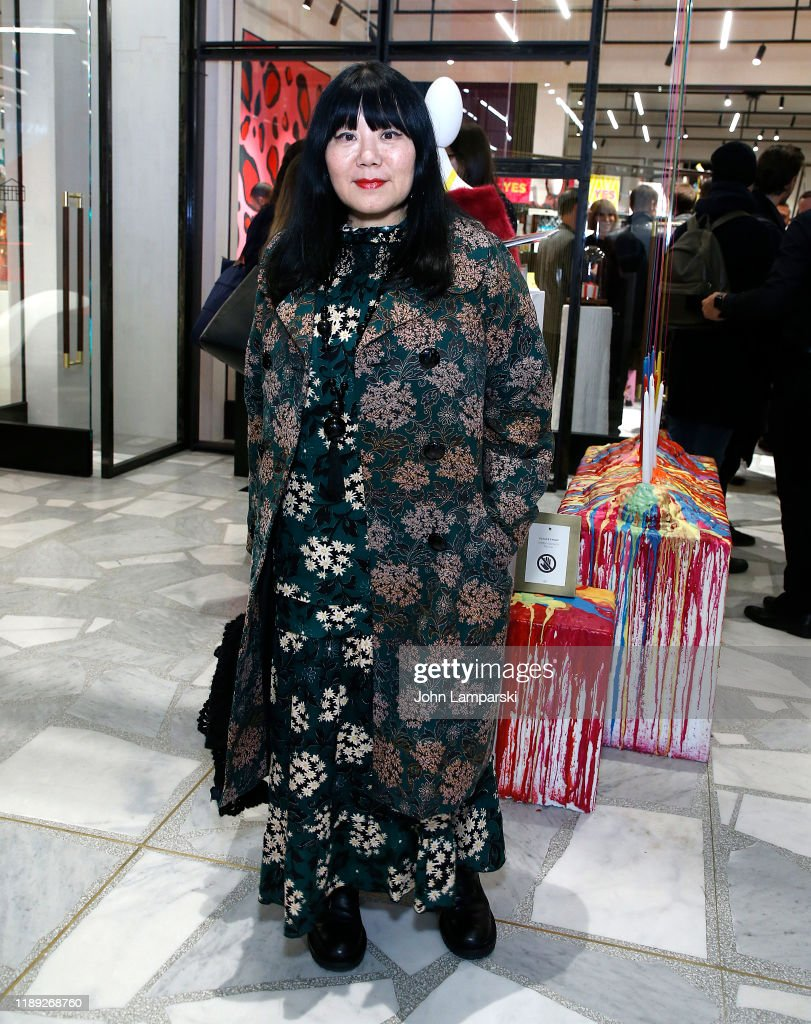 ShopBAZAAR x The Conservatory Bright Spot Holiday Party : News Photo