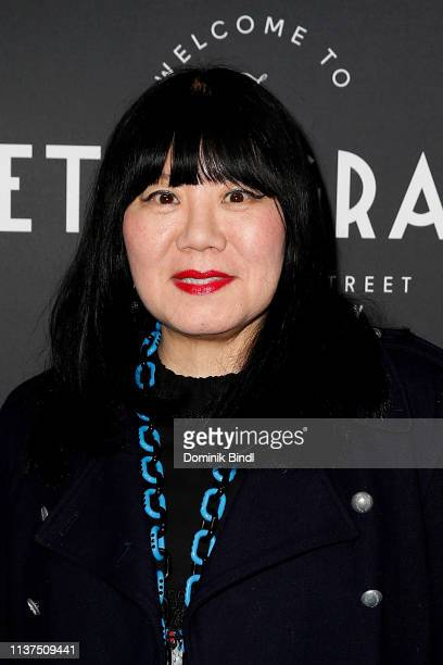 Anna Sui attends the Metrograph 3rd Anniversary Party at Metrograph on March 21 2019 in New York City
