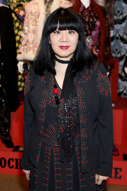 Anna Sui Fall Winter 2014 2015 New Women S Clothing Styles: The World Of Anna Sui Exhibition : Private View At The
