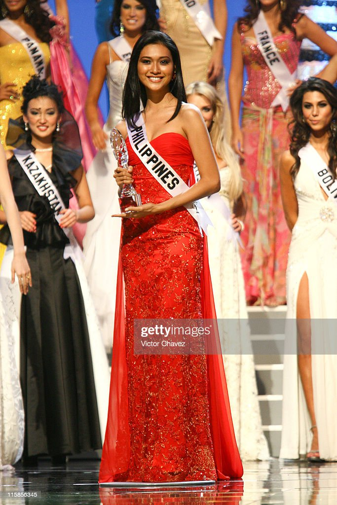 miss universe 2007 show photos and images getty images