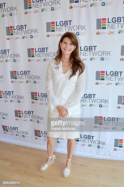 Anna ThroneHolst attends LGBT Network Bridgehampton Summer KickOff at Bridgehampton Tennis and Surf Club on May 28 2016 in Bridgehampton NY