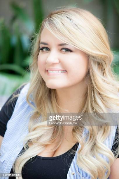 Anna Todd American writer Mantova Italy 8th June 2015