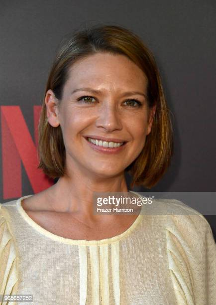 Anna Torv attends Netflix's 'Mindhunter' FYC Event at Netflix FYSEE At Raleigh Studios on June 1 2018 in Los Angeles California