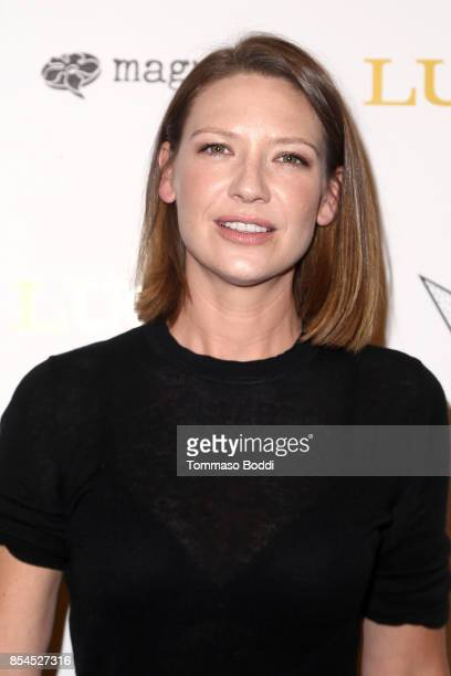 Anna Torv attends the Premiere Of Magnolia Pictures' 'Lucky' at Linwood Dunn Theater on September 26 2017 in Los Angeles California