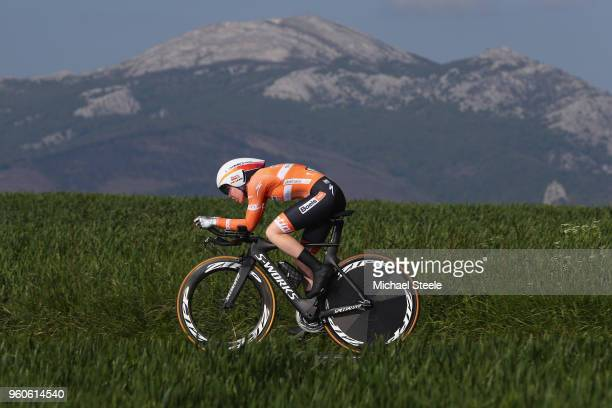 Anna van der Breggen of The Netherlands and Boels Dolmans Cycling Team during the 31st Women WT Emakumeen Bira 2018 Stage 2 a 266km Individual Time...
