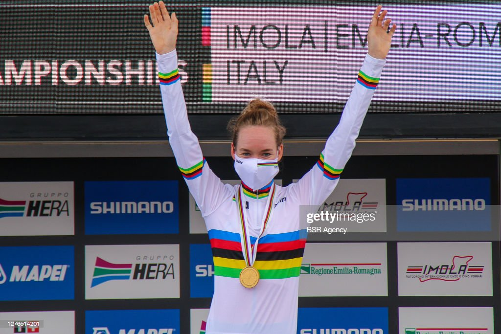 UCI Road World Championships 2020 - Women Elite Time Trial : ニュース写真