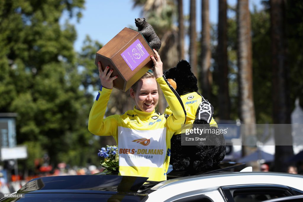 Amgen Breakaway From Heart Disease Women's Race Empowered by SRAM - Stage 4