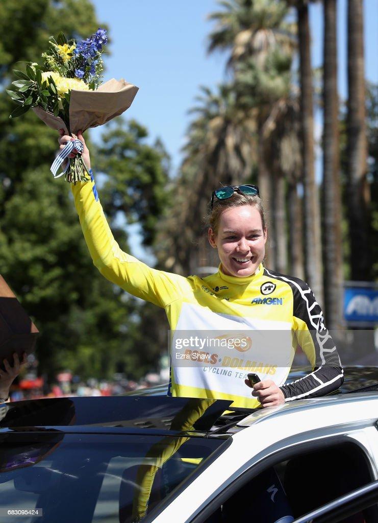 Amgen Breakaway From Heart Disease Women's Race Empowered by SRAM - Stage 4
