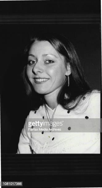 Anna Villani June 26 1981