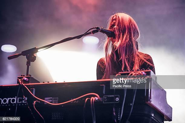 Anna von Hausswolff performing live at Club To Club festival 2016 Anna Michaela Ebba Electra von Hausswolff is a Swedish singer pianist organist and...