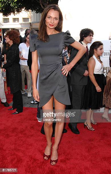 Anna Walton 2008 Los Angeles Film Festival's HellBoy II The Golden Army Premiere at the Mann Village Westwood Theater on June 28 2008 in Westwood...