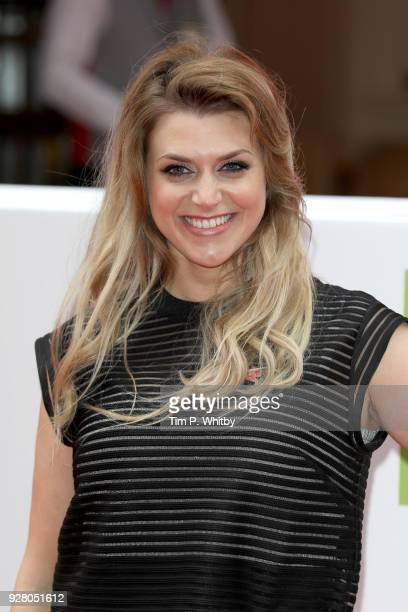 Anna Williamson attends 'The Prince's Trust' and TKMaxx with Homesense Awards at London Palladium on March 6 2018 in London England