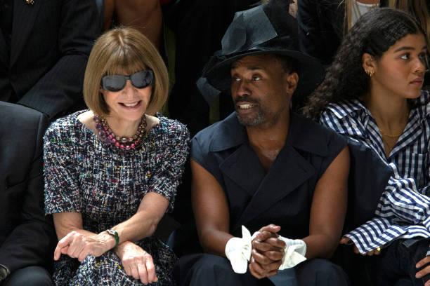 GBR: Billy Porter During London Fashion Week September 2019 - Day 4
