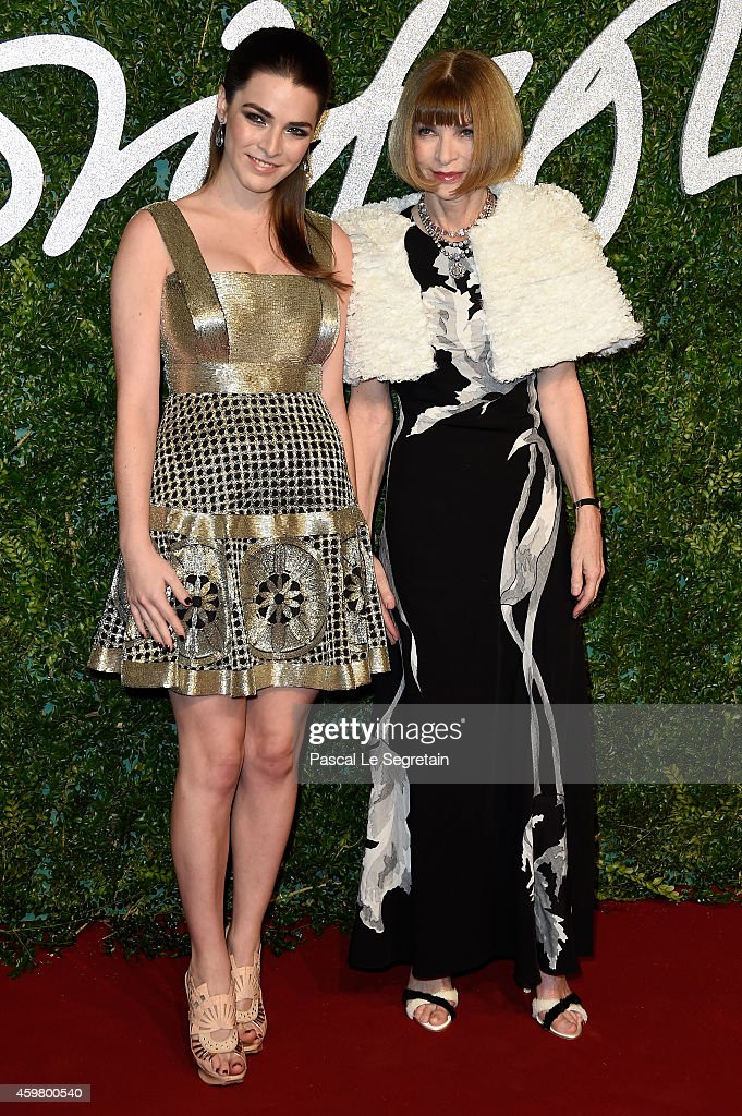 British Fashion Awards - Red Carpet Arrivals : News Photo