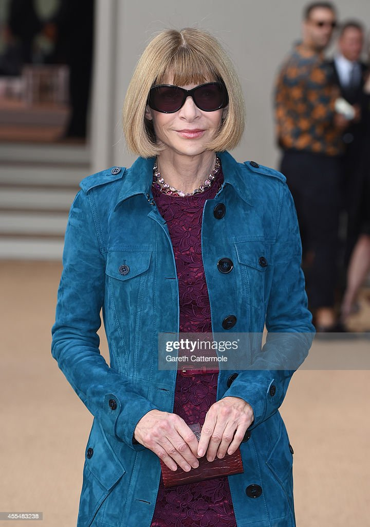 Burberry Womenswear SS15 - Arrivals : News Photo