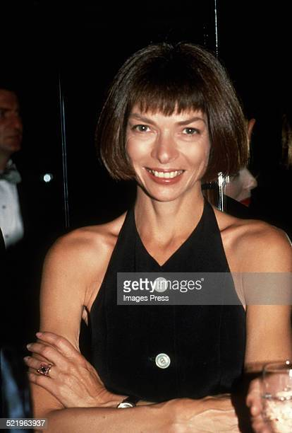 Anna Wintour circa 1980s in New York City