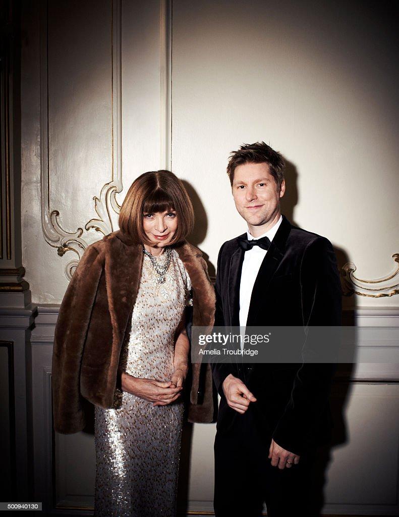 Evening Standard Theatre Awards, ES magazine UK, December 18, 2014