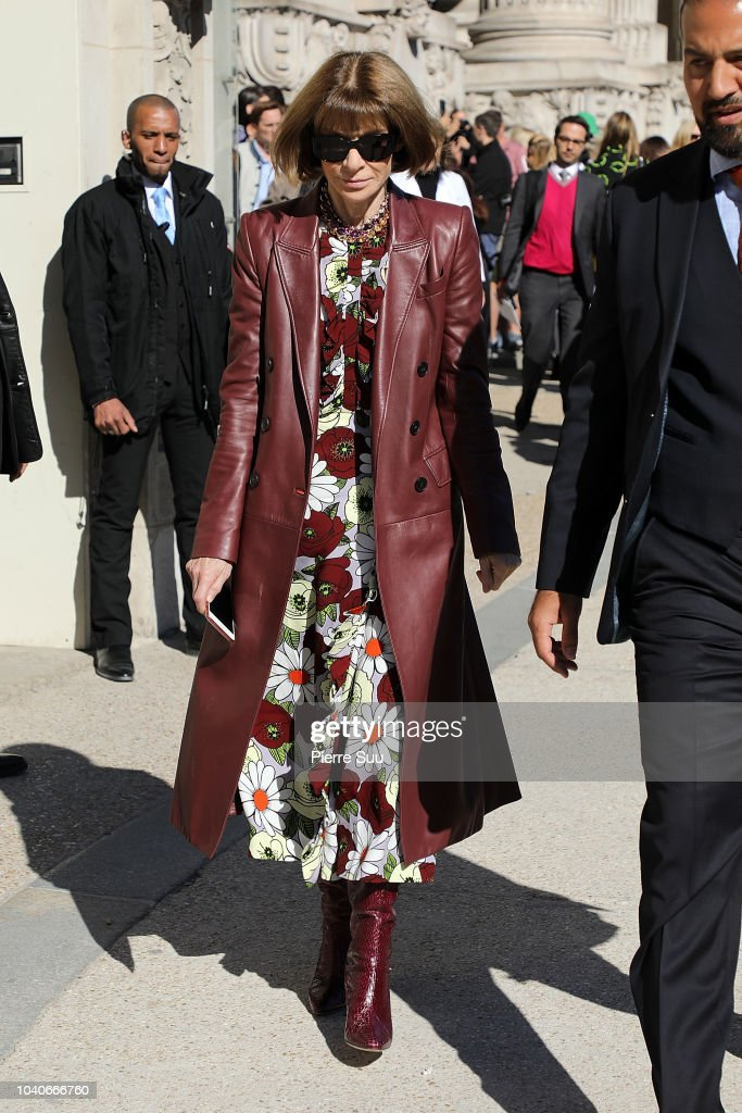 Maison Margiela : Outside Arrivals - Paris Fashion Week Womenswear Spring/Summer 2019