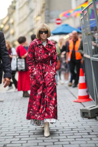 FRA: Street Style In Paris - July 2021