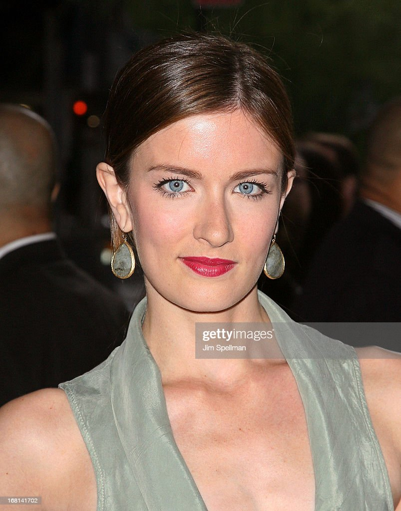 Anna Wood attends 'The Great Gatsby' Special Screening at Museum of Modern Art on May 5, 2013 in New York City.