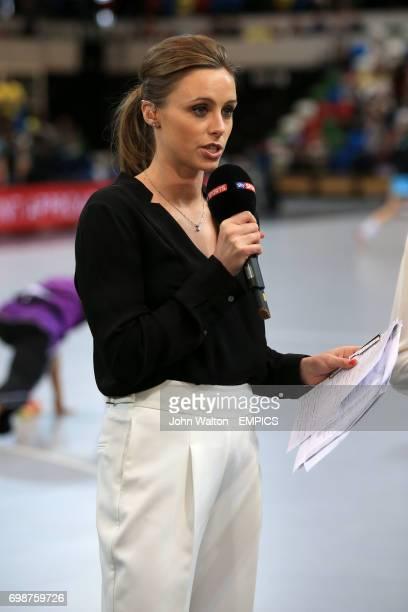 Anna Woolhouse Sky Sports Presenter