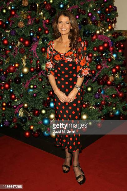 Annabel Croft attends the Rainbow Trust Carol Concert at St Paul's Church on December 5 2019 in London England