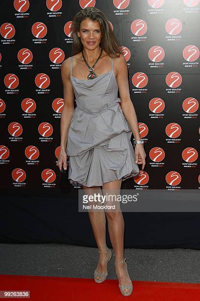 Annabel Croft attends the Sport Industry Awards at Battersea Evolution on May 13 2010 in London England