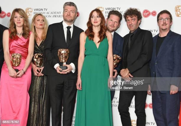 Annabel Jones Aldi Marlow Charlie Brooker Diane Morgan Lorry Powles Jason Hazeley Joel Morris winners of the Comedy Comedy Entertainment Programme...