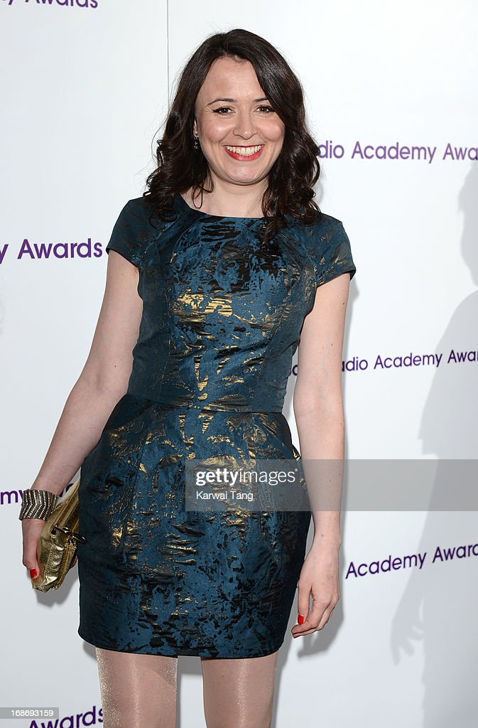 Annabel Port attends the Sony Radio Academy Awards at The Grosvenor House Hotel on May 13, 2013 in London, England.