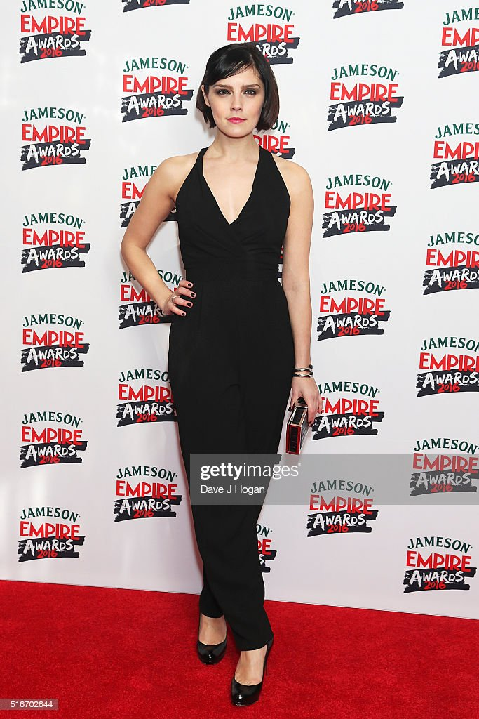Jameson Empire Awards 2016 - VIP  Arrivals