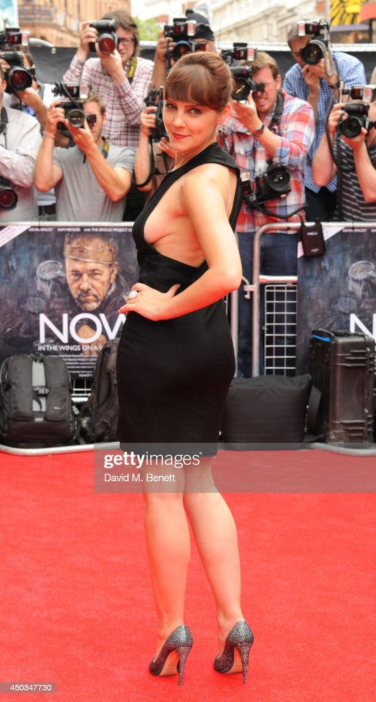 """Now"" - UK Premiere - Inside Arrivals"