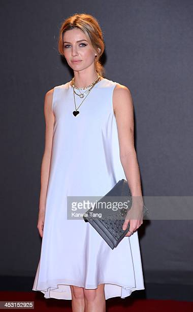 Annabel Wallis attends the British Fashion Awards 2013 held at the London Coliseum on December 2 2013 in London England