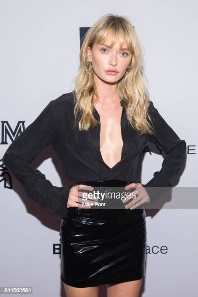 Annabella Barber attends the Daily Front Row's Fashion Media Awards at Four Seasons Hotel New York Downtown on September 8 2017 in New York City