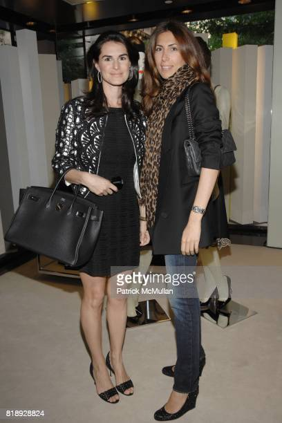 Annabella Murphy and Layla Khosrovani attend PRADA NEW YORKERS FOR CHILDREN Host Cocktails for the NYFC 2010 Fall Gala at Prada Boutique on May 20...