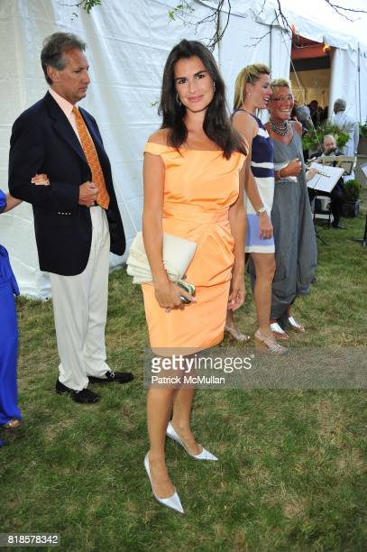 Annabella Murphy attends AN ENCHANTED EVENING Southampton Hospital's 52nd Annual Summer Party at Wickapogue Road on August 7 2010 in Southampton NY