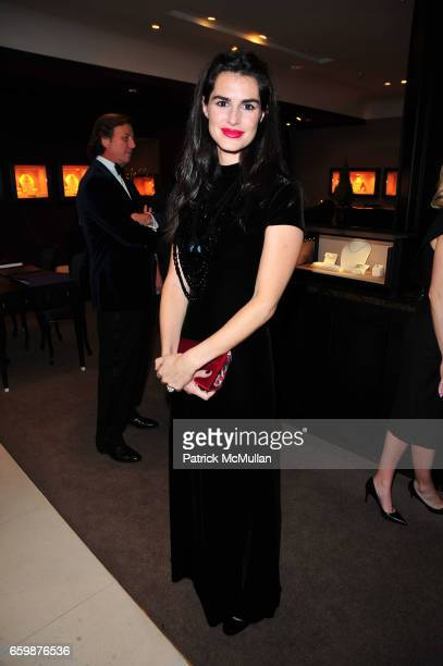 Annabella Murphy attends ASPREY and Associates Committee host benefit for LENOX HILL NEIGHBORHOOD HOUSE at Asprey NYC on December 2 2009
