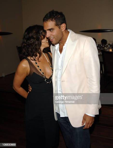 Annabella Sciorra and Bobby Cannivale during 2005 Toronto Film Festival Valentino After Party for Romance and Cigarettes Premiere at The Laurentian...