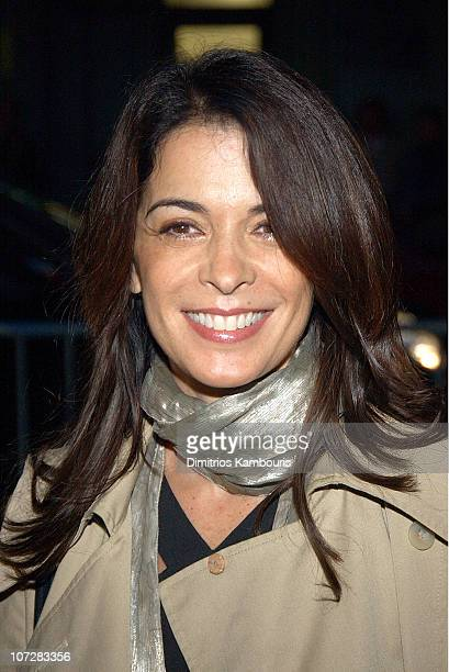 Annabella Sciorra during 1st Annual LAByrinth Theater Company Celebrity Charades Benefit presented by Gotham and LA Confidential Magazine at Daryl...