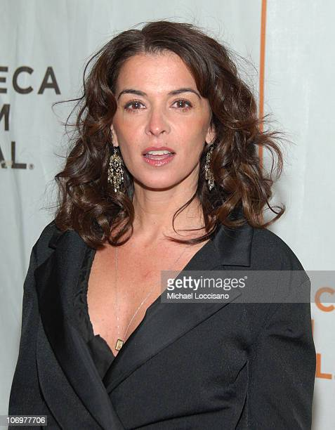 Annabella Sciorra during 5th Annual Tribeca Film Festival Marvelous Premiere at Regal Cinema 5 Battery Park City in New York City New York United...