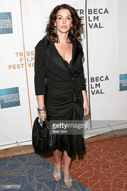 "Annabella Sciorra during 5th Annual Tribeca Film Festival - ""Marvelous"" Premiere at Regal Cinema 5 - Battery Park City in New York City, New York,..."