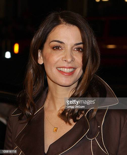 Annabella Sciorra during 'Chasing Liberty' Premiere at Grauman's Chinese Theatre in Hollywood California United States