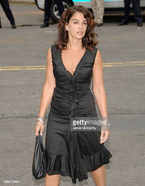 Annabella Sciorra during The 2006 Fresh Air Fund Salute to American Heroes at Tavern on The Green in New York City New York United States