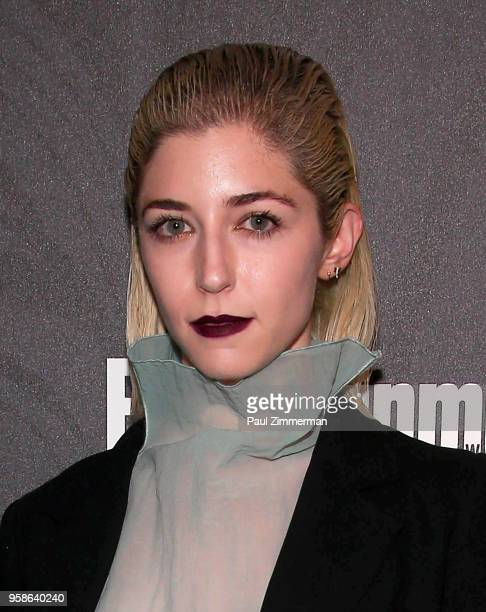 Annabelle Attanasio attends the 2018 Entertainment Weekly PEOPLE Upfront at The Bowery Hotel on May 14 2018 in New York City