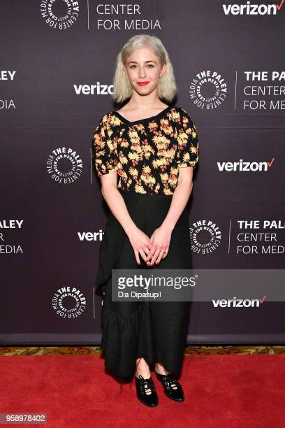 Annabelle Attanasio attends the 2018 Paley Honors at Cipriani Wall Street on May 15 2018 in New York City