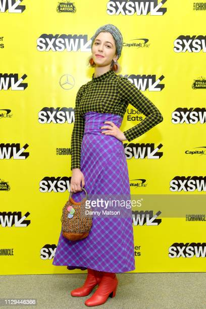 Annabelle Attanasio attends the 'Mickey and the Bear' Premiere during the 2019 SXSW Conference and Festivals at Stateside Theatre on March 9 2019 in...
