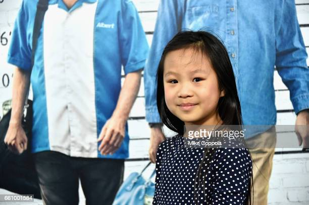 Annabelle Chow attends the Going In Style New York Premiere at SVA Theatre on March 30 2017 in New York City