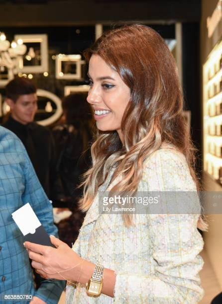 Annabelle Fleur attends ELLE The Harmonist celebrate fragrance and feng shui on October 12 2017 in Los Angeles California