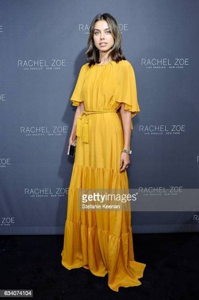 Annabelle Fleur attends Rachel Zoe's Los Angeles Presentation at Sunset Tower Hotel on February 6 2017 in West Hollywood California