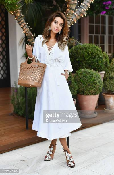 Annabelle Fleur attends Summer '18 Box of Style by Rachel Zoe Soiree at Hotel Bel Air on June 12 2018 in Los Angeles California