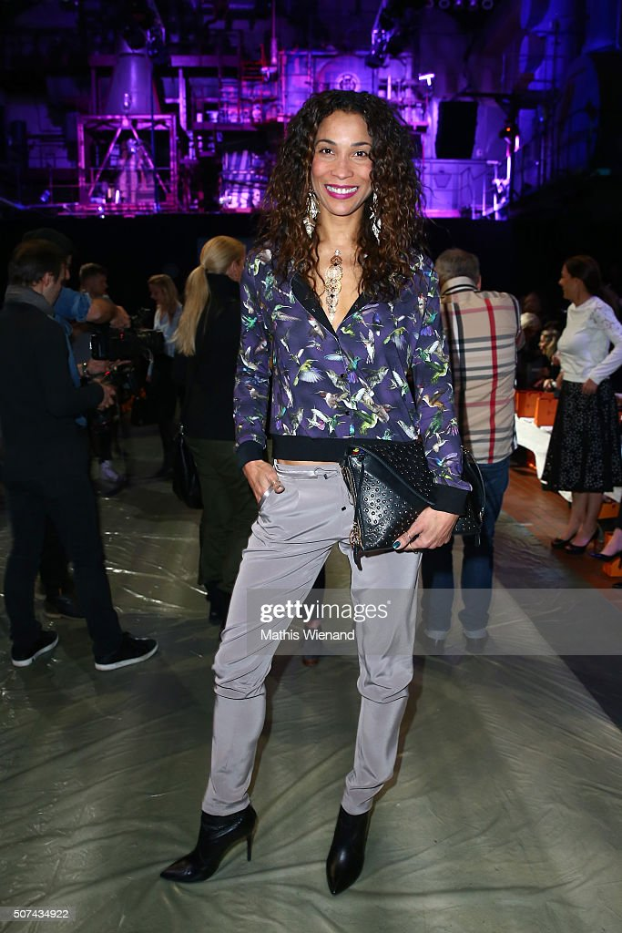 Breuninger Show Arrivals - Platform Fashion January 2016